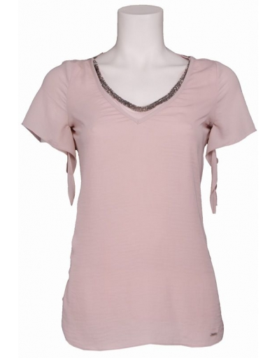 Pepe Jeans - ace dirty pink - Roze - T-shirts