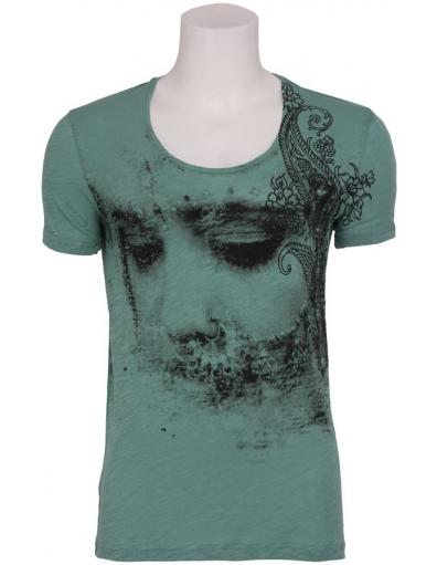 Antony Morato - Bollywood Eye - Groen - T-shirts