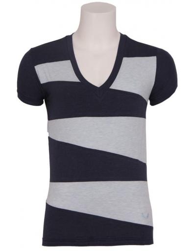 Zumo - Atlanta I/L - Blauw - T-shirts