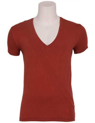 Zumo - Enzo Brick - Rood - T-shirts