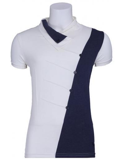 Zumo - Flavio E/I - Blauw - T-shirts