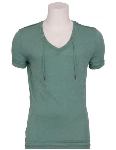 Antony Morato - V-NECK touw Bollywood - Groen - T-shirts