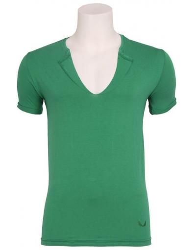 Zumo - T-shirt Rocco GR - Groen - T-shirts
