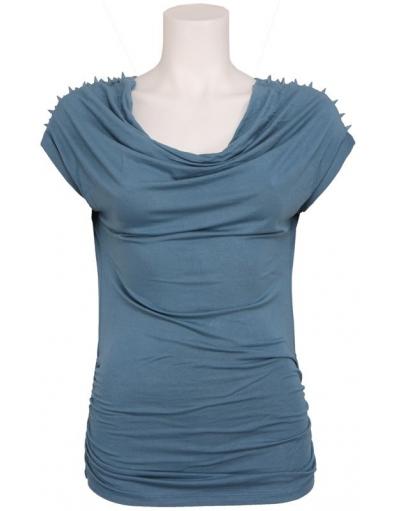 Met Jeans - Kilk J800 A679 508 - Blauw - T-shirts