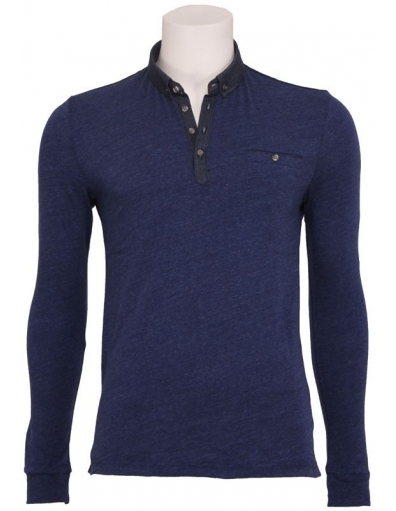 Antony Morato - 7021 POLO POSTCARD FROM ITALY - Blauw - T-shirts