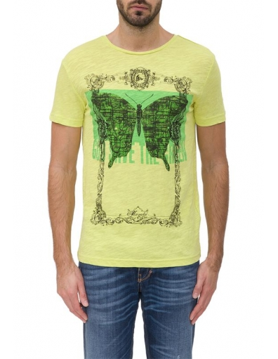 Antony Morato - SAVE THE GREEN - Geel - T-shirts