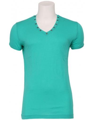 Antony Morato - 4017 MINIMAL ROCK - Groen - T-shirts