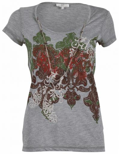 Dept - Lovely - Grijs - T-shirts
