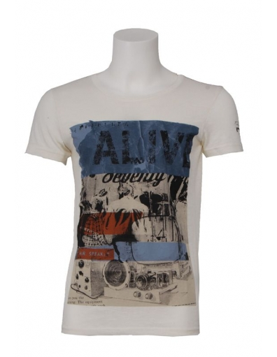 Pepe Jeans - Ibanez - Off White - T-shirts