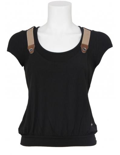 Met Jeans - Asa - Zwart - T-shirts