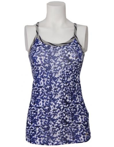 Phard - Canotta Nizza - Blauw - T-shirts