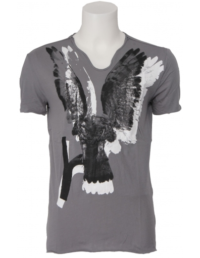 Antony Morato - blood - Grijs - T-shirts