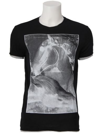 Antony Morato - Nero Blood  - Zwart - T-shirts