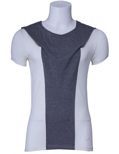 Zumo - Adelmo - Ecru - T-shirts