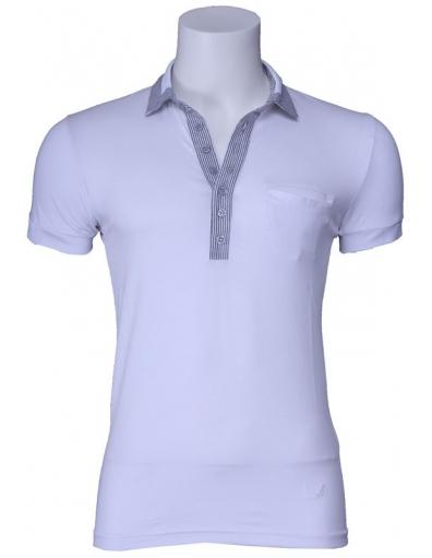 Zumo - Celestino  - Wit - T-shirts