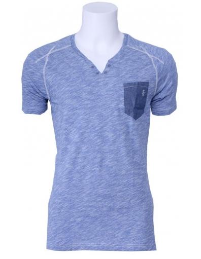 J.C. Rags - Ex. S.T. 009 ? Hydro - Blauw - T-shirts