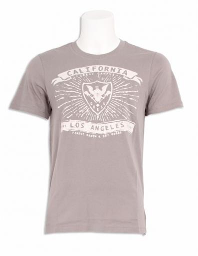 Guess - RN Tee - Grijs - T-shirts